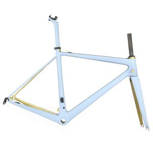 Ultralight 700C Full Carbon Fiber Bicycle Frames Cycling Road Bike