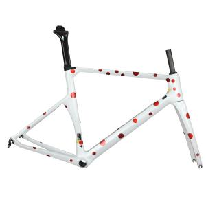 Special painting carbon aero carbon light weight bicycle frames hot sale
