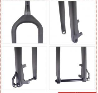 factory sale , High Quality Carbon Fatbike Fork,150*15mm Fat Bike Fork ,