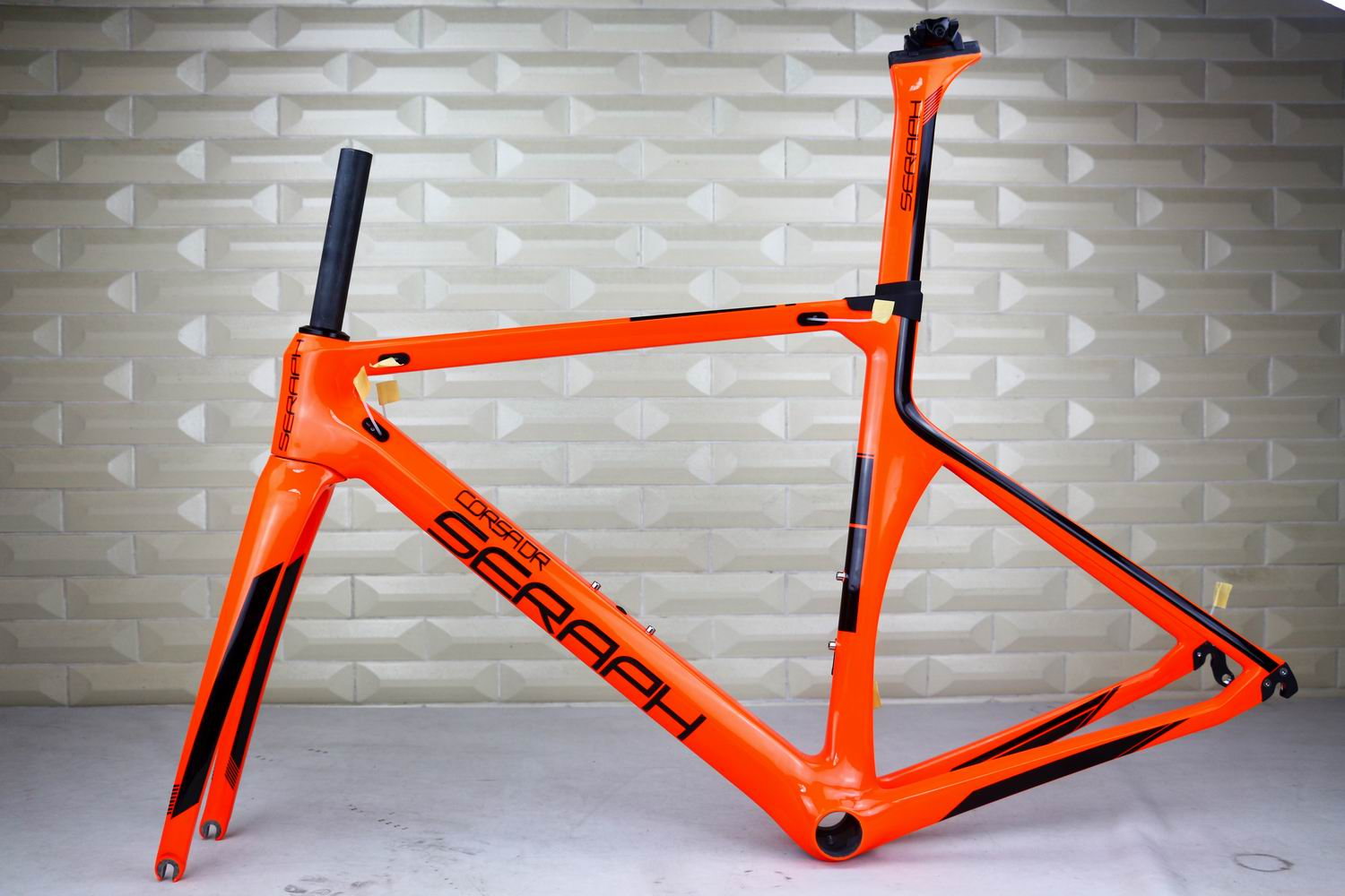 SERAPH painting carbon bicycle frame Custom painting OEM products ...