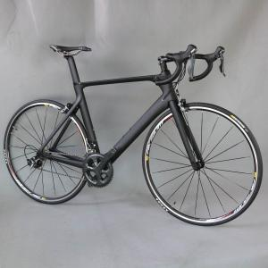 Complete bike 700C Carbon Fiber Road Bike Complete Bicycle Carbon Cycling BICICLETTA Road Bike SHIMANO 4700 20 Speed Bicicleta