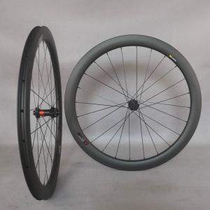 Aero Bicycle Carbon Wheel Tubular Clincher Tubeless Rim Road Bike with DT240 EXP hubs 50mm wheels