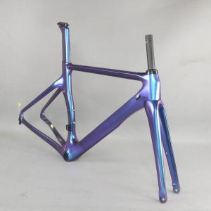 SERAPH chameleon Customized Shenzhen bicycle factory Disc carbon road Frames without logo