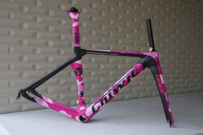high performace bike carbon aero road frame 700c and carbon road bike frame