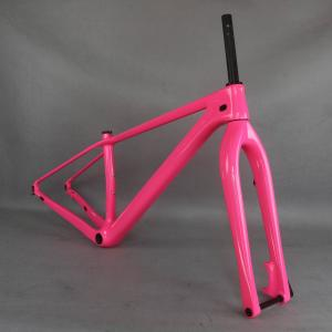 SERAPH new carbon Mountain Bicycle Frame 29er Boost 29er plus frame with BB92 with 29er*2.35 tire fm199 Frame