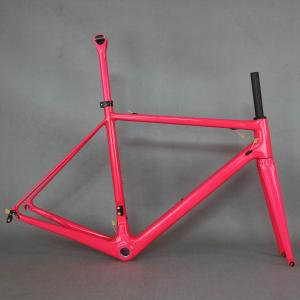 FM066 carbon frame paint finish bicycle road frame